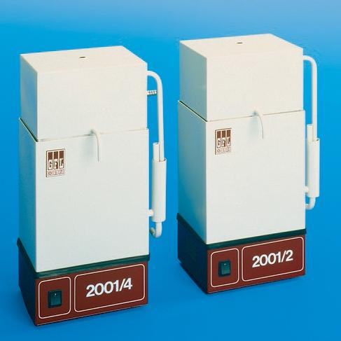 GFL - 14 modeller med enkel- eller dobbeldestillasjon - Destillasjonsapparat 4