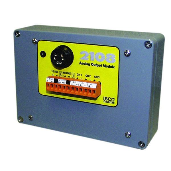 Teledyne Isco - 2108 - Mengdemåler, analogmodul 1