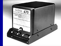 Setra Systems - 470T - Setra modell 470T Barometertrykkgiver, digital, med ekstremt stor nøyaktighet. 2