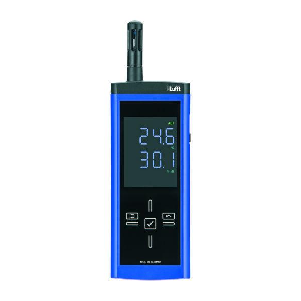 Lufft - XC200 - Håndholdt temperatur og luftfuktighet 1