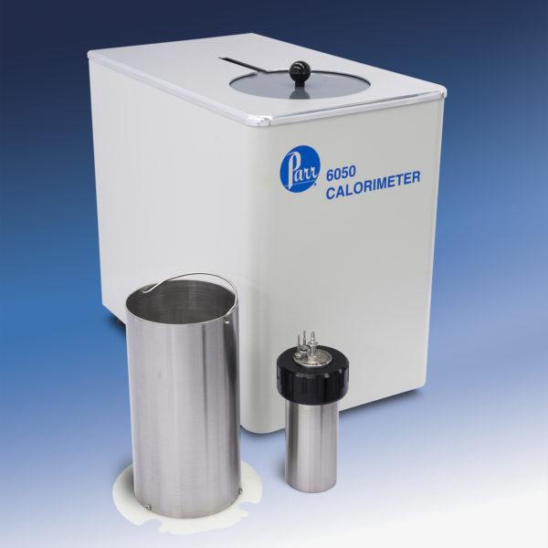 Parr Instruments - 6050 - Kalorimeter m/ datatilkobling 1