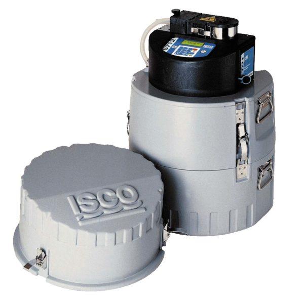Teledyne Isco - 6712C - Prøvetaker, portabel m/ karusell og datalogger 1