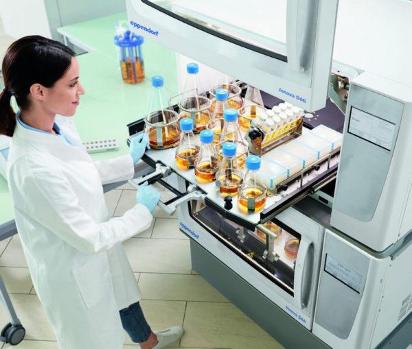 New Brunswick Scientific - Innova S44i - Inkubatorryster, gulvmodell 3
