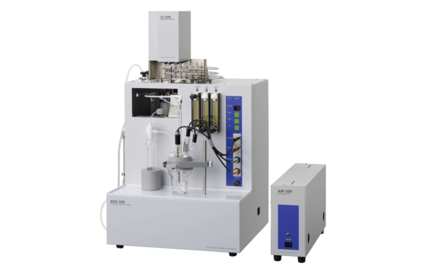 Mitsubishi - AOX 200 - Halogenanalysator 1