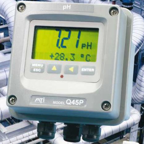 ATi - Q46P - Online pH, prosess 1