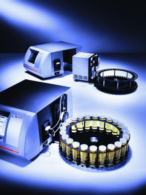 Anton Paar - DMA 4500 M - Densitometer, laboratorium 1