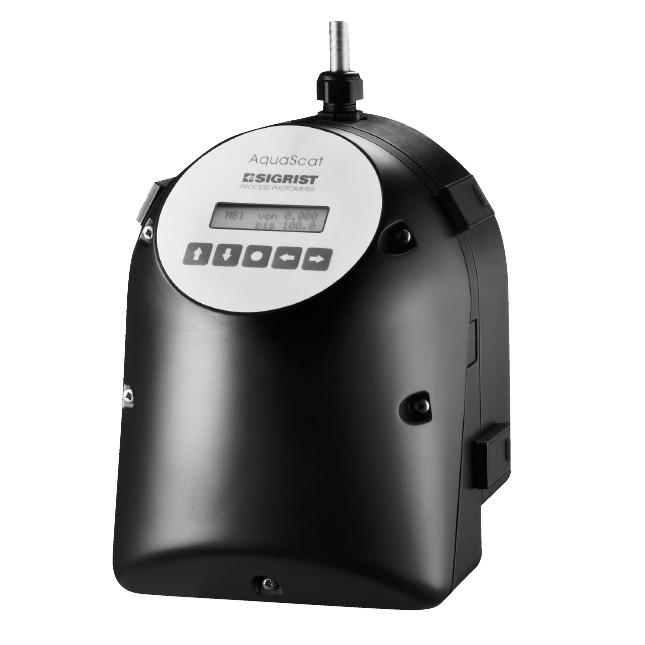 Sigrist - Aquascat - Online turbidimeter, prosess 1