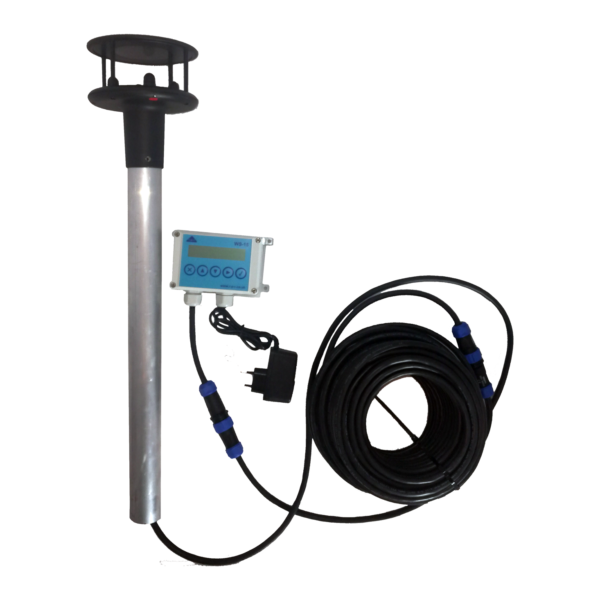 Gill Instruments - Windsonic M - Vindmåler, NMEA ultralyd i anodisert aluminium, oppvarming, IP66 4
