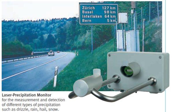 Thies GmbH - 5.4110.xx - Laser nedbørsmonitor, Distrometer 2