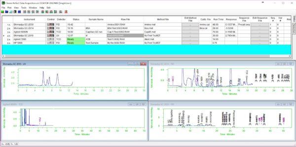 Chromperfect - SL - Kromatografi, dataprogram 18