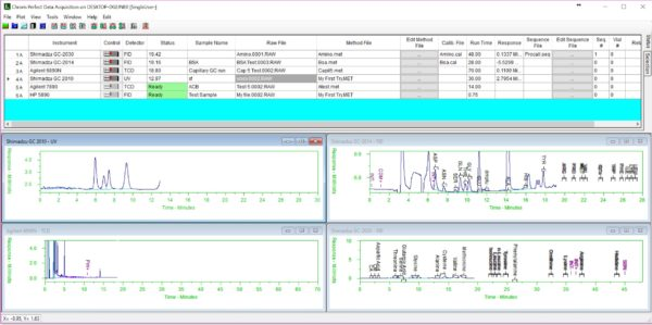 Chromeperfect - SL - Kromatografi, dataprogram 18