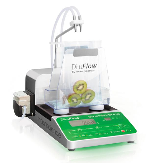 Interscience - DiluFlow - Gravimetric dilutors 1