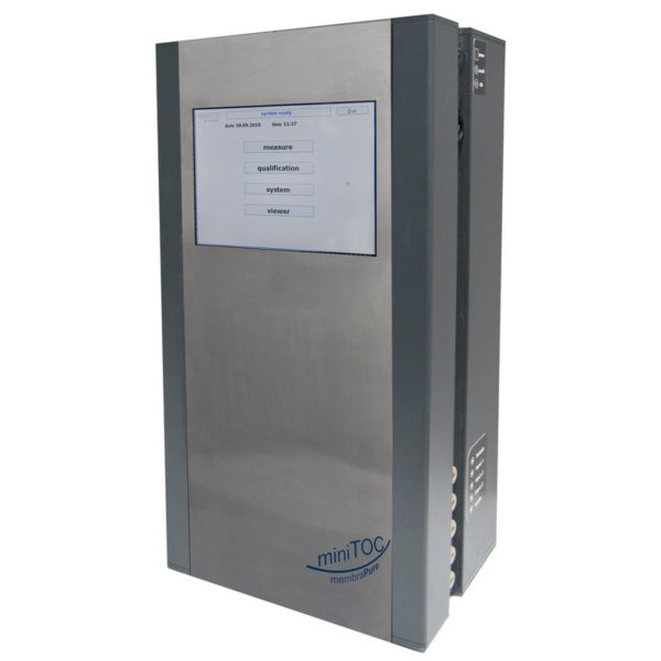 Membrapure - MiniTOC - TOC-analysator for rent vann, online 1