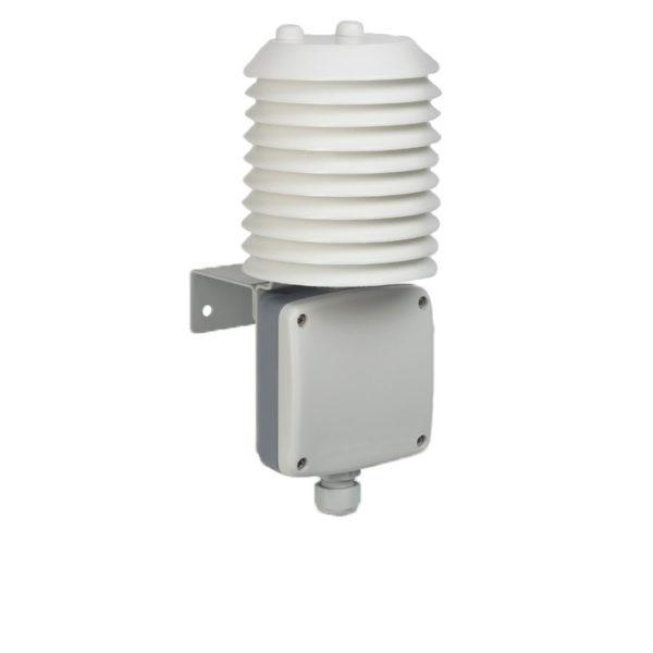 E E - EE210 outdoor - Temperatur og fuktighetsmåler med strålingskjerm 1