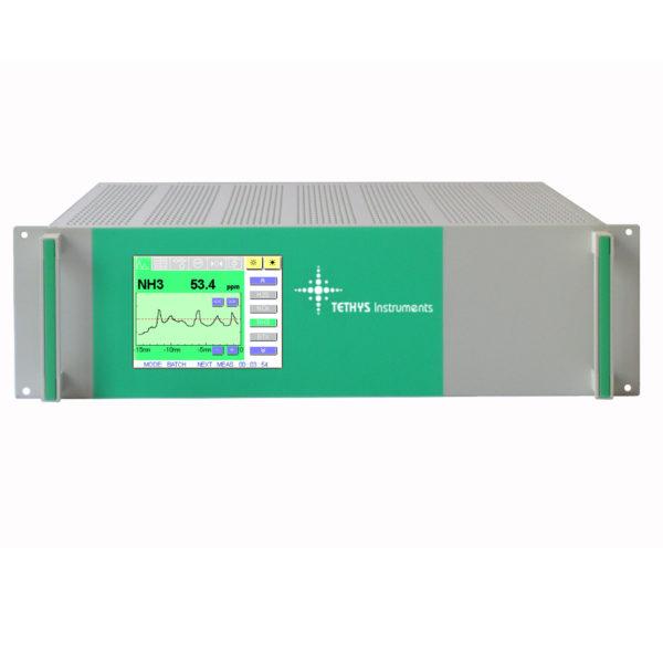 Tethys - EXM400 - Online gass analysator 1