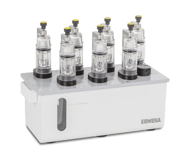 Erweka - DFZ 720 (USP 4) - Oppløsningstester 1