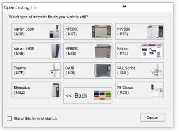 Chromeperfect - SL - Kromatografi, dataprogram 20