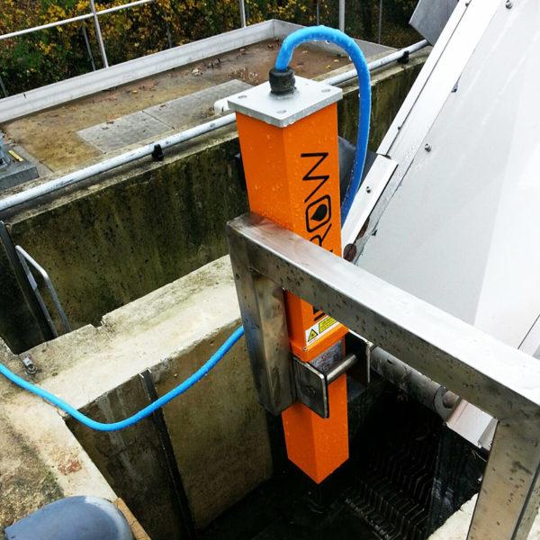 LDI ROW France Drainage monitoring - overvåkning av overvann
