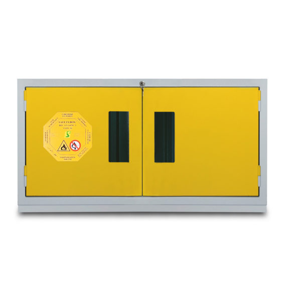 Labor Security System - Safetybox - Brannskap 3