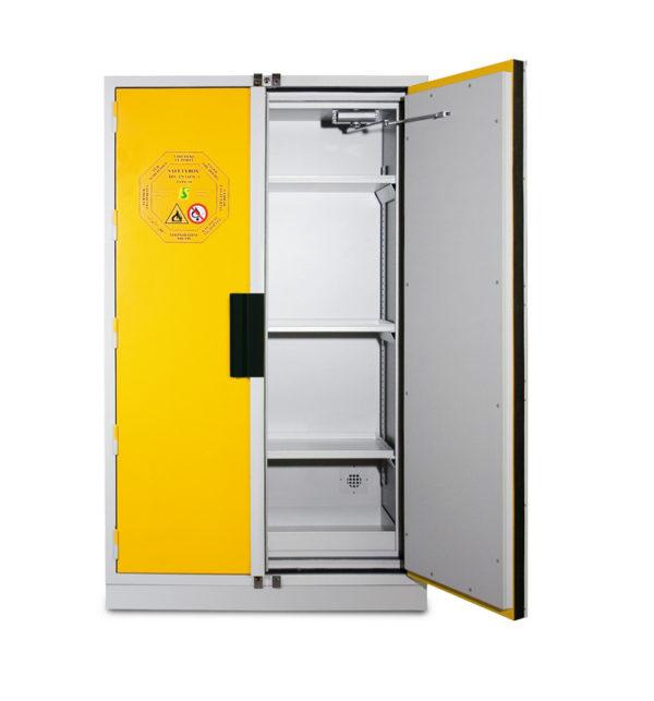 Labor Security System - Safetybox - Brannskap 1