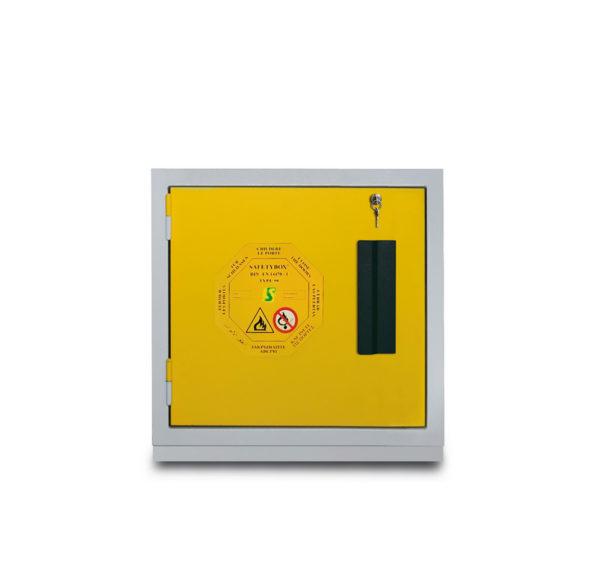 Labor Security System - Safetybox - Brannskap 7