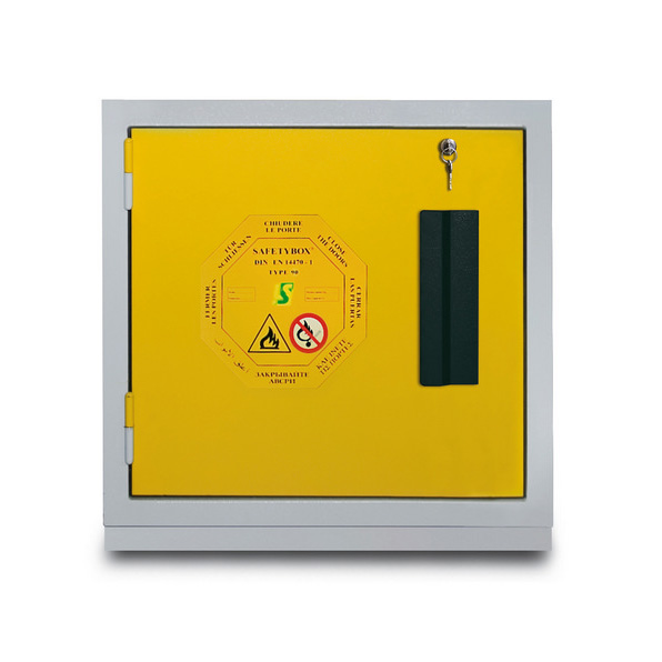 Labor Security System - Safetybox - Brannskap 7