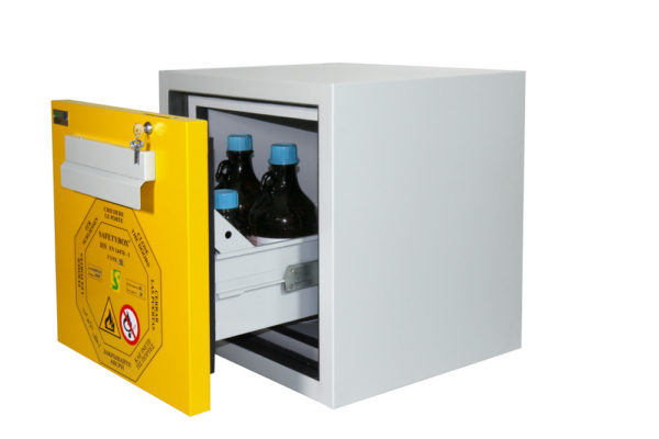 Labor Security System - Safetybox - Brannskap 6