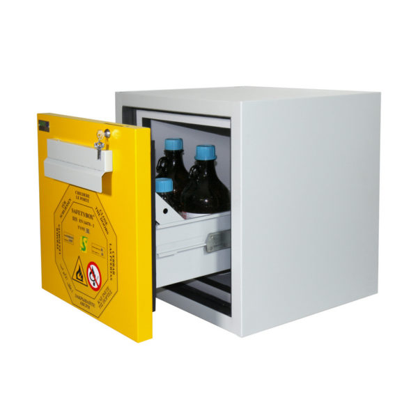 Labor Security System - Safetybox - Brannskap 6