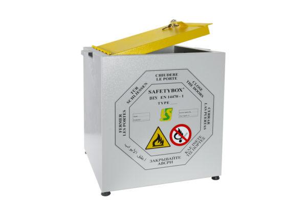 Labor Security System - Safetybox - Brannskap 10