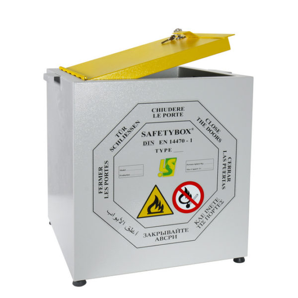 Labor Security System - Safetybox - Brannskap 10