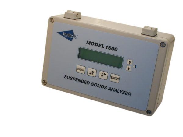 Insite IG - 1500 - Suspendert stoff, analysator 1