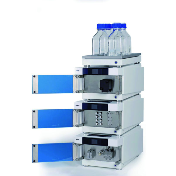 Knauer - Platin Blue - UHPLC - Ultra High Performance LC 1