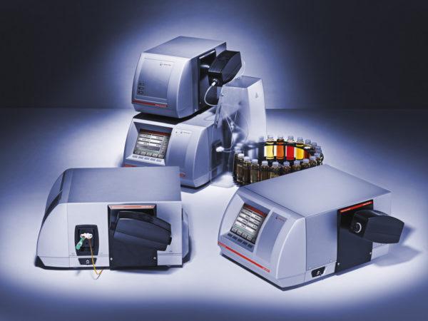 Anton Paar - Lovis M/ME- Viskosimeter, mikro 4