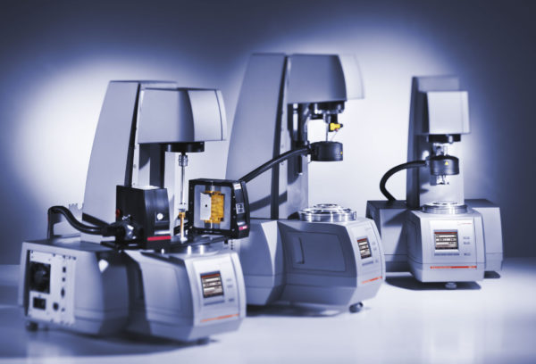 Anton Paar - MCR 302 - Reometer 2