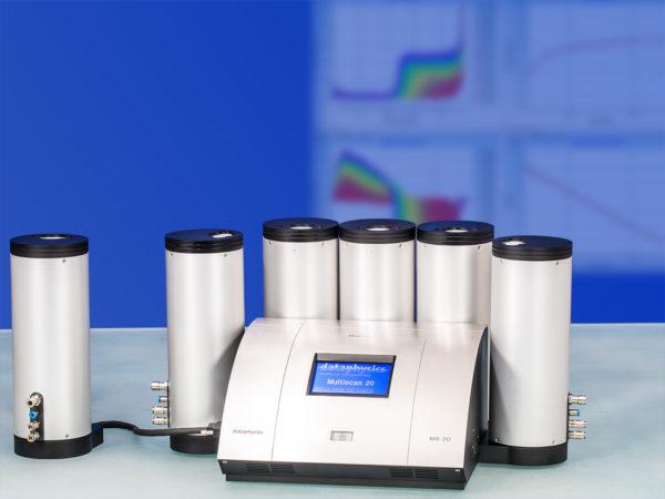 Dataphysics - MultiScan MS 20 - Turbitetsanalysator 1