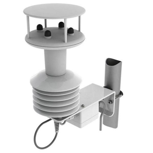 Gill Instruments - MetPak - Proff værstasjon: Vind Temperatur Fuktighet Barometer Duggpunkt Modbus RTU, NMEA 2