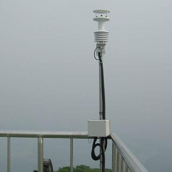 Gill Instruments - MetPak - Proff værstasjon: Vind Temperatur Fuktighet Barometer Duggpunkt Modbus RTU, NMEA 4