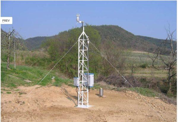 Gill Instruments - MetPak - Proff værstasjon: Vind Temperatur Fuktighet Barometer Duggpunkt Modbus RTU, NMEA 5
