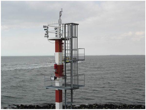 Gill Instruments - MetPak - Proff værstasjon: Vind Temperatur Fuktighet Barometer Duggpunkt Modbus RTU, NMEA 6