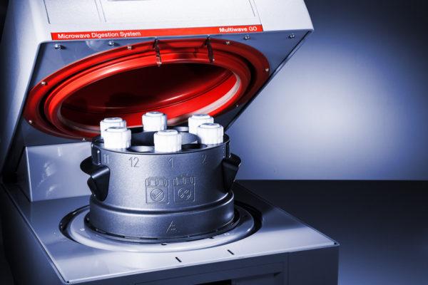 Anton Paar - Multiwave GO - Mikrobølgeoppslutning, hurtig 3