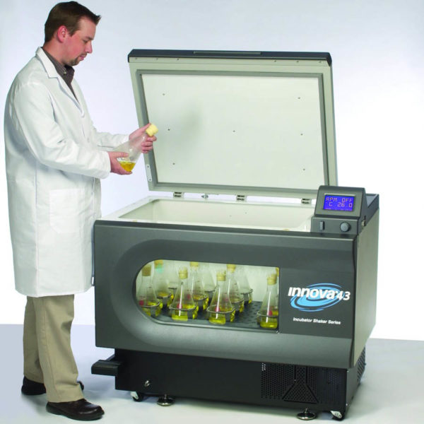 New Brunswick Scientific - Innova-serien - Rysteinkubator 1