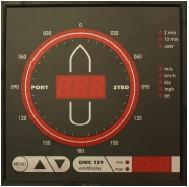Observator Instruments - OMC-139 - Display, vind, for skip 1
