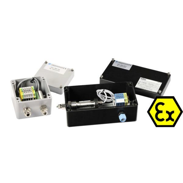 Observator Instruments - OMC 506 / 506e - Barometertrykkgiver, høypresisjon opsjon ATEX/IECEx sertifisert 1