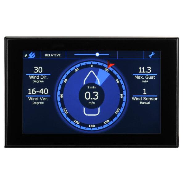 Observator Instruments - OMC 140 - Display multifunksjon, berøringsskjerm 1