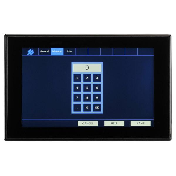 Observator Instruments - OMC 140 - Display multifunksjon, berøringsskjerm 5