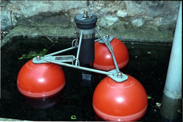Nereides - Oilspy - Olje-på-vann-detektor 4