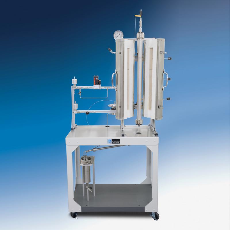 Parr Instruments - 5400 - Continous Flow Tubular Reactors 1