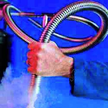 Cryotech - Vakuumisolerte rør og slanger for flytende nitrogen 1