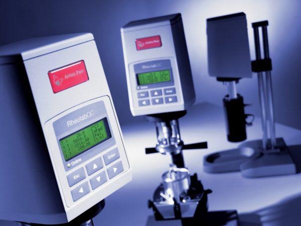 Anton Paar - Rheolab QC - Viskosimeter, rotasjon 1