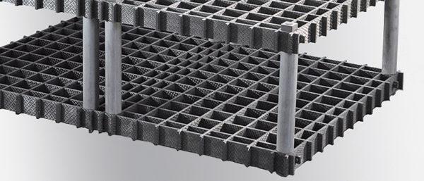 SGL Carbon - SIGRABOND - Support Grids 1